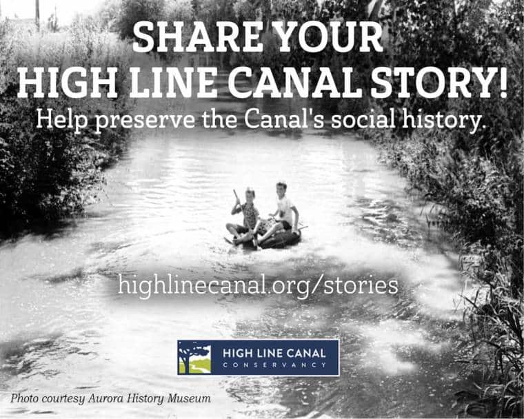 Unearthing untold stories of our treasured High Line Canal