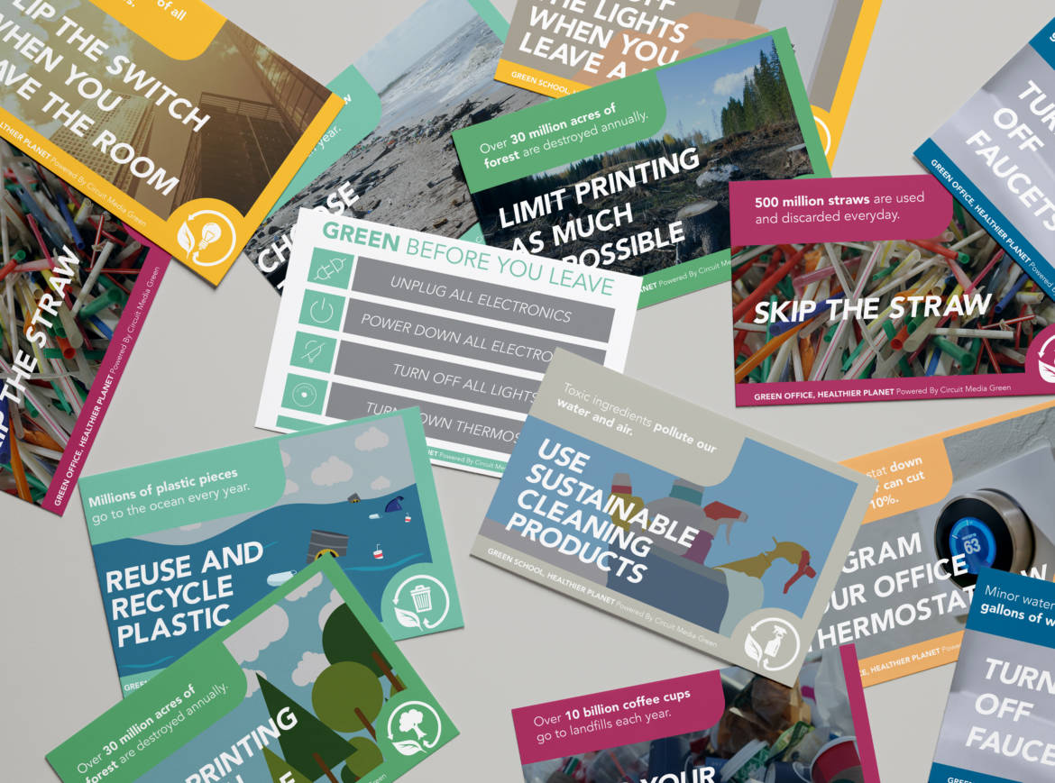 Collection of deliverables from the Sustainable Space Kit