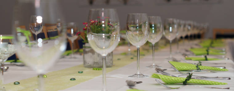 Parties for the Planet: Hosting Eco-Friendly Events